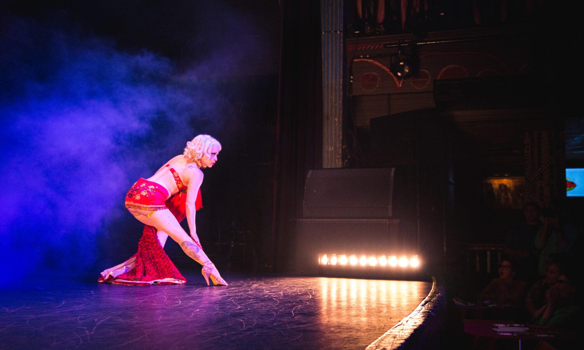 Philadelphia burlesque Lil' Steph Philly burlesque